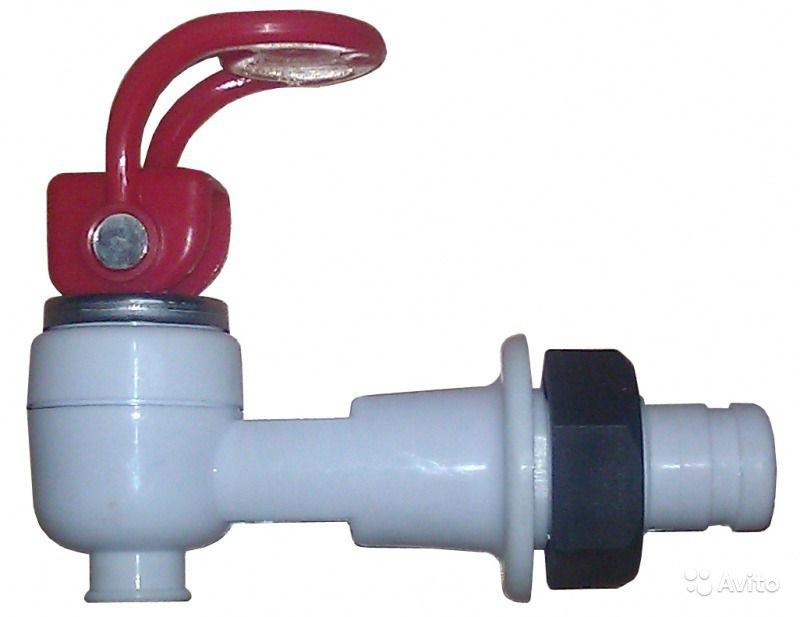 Как сделать кран для горячей воды